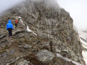 August: Climbing to the top of South Arapahoe