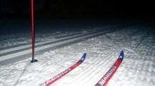 November: Thanksgiving on skinny skis
