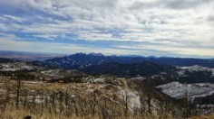 The Front Range in its quiet winter glory