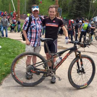 The Boulder Cycle Sport community is strong and friendly