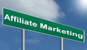 Affiliate Marketing Sign