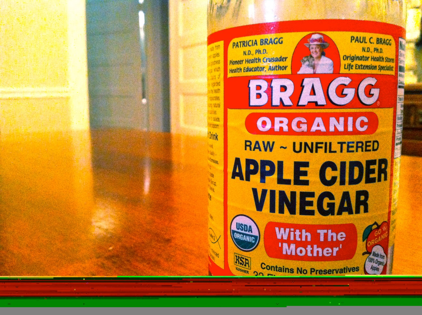 The Amazing Health Benefits of Apple Cider Vinegar