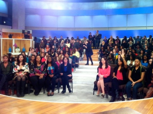 ricki lake audience