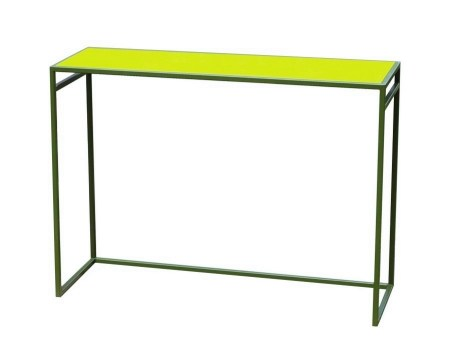thin console tables
