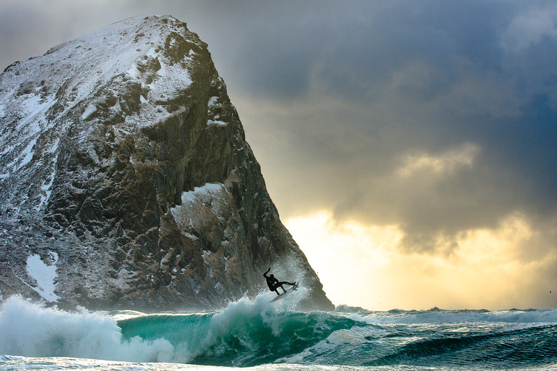 CHRIS BURKARD 2012, DANE GUDAUSKAS, UNSTAD, NORWAY