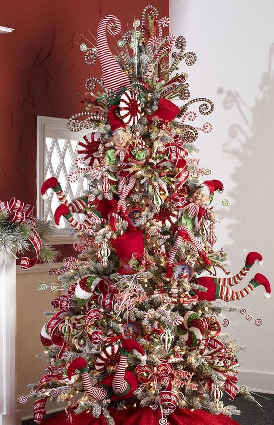 Crazy Christmas Trees Chris Cannon