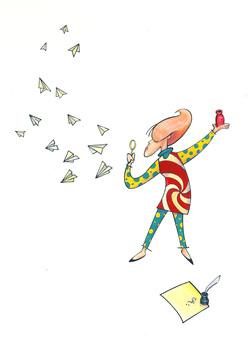 cartoons  Chris Celusniak