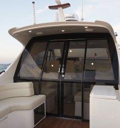 commander 44 lobster style boat cabin cruiser boat [ 2000 x 1340 Pixel ]