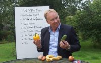 Management Vegetables – want a talk?
