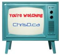 Chris D. Television