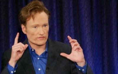 """Last """"Late Night"""" Show For Conan O'Brien"""