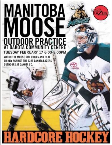 Manitoba Moose - Dakota Community Centre