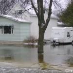 Albany Street Flooding
