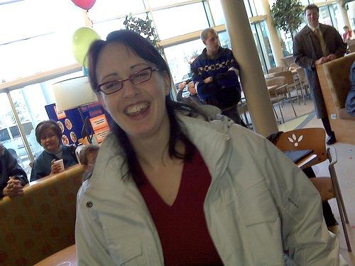 Melanie Chaput - St. Boniface MegaMillion Lottery Winner