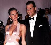 Tom Brady - Gisele Bundchen