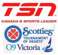 TSN - Scotties Tournament of Hearts