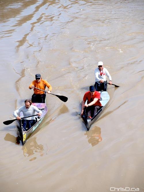 Assiniboine River Kayaks