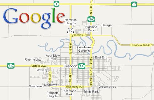Google - Brandon