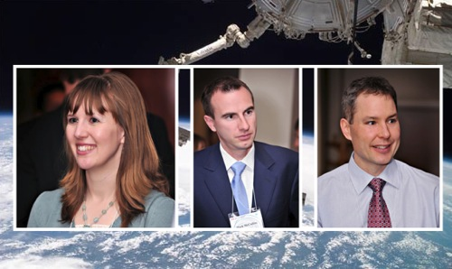 Winnipeg Astronaut Candidates