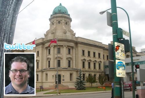 Winnipeg Law Courts - Mike McIntyre - Twitter