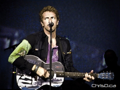 Coldplay - Winnipeg