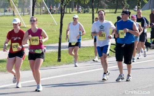 Manitoba Marathon 2009