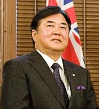 Philip S. Lee - Lieutenant Governor of Manitoba