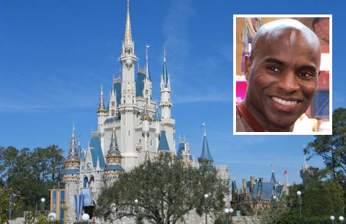 Walt Disney World - Milt Stegall