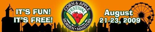 Morden Corn and Apple Festival 2009