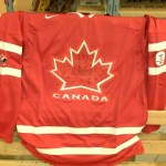 Team Canada 2010 Hockey Jersey