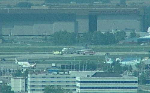 Air Canada Flight 122