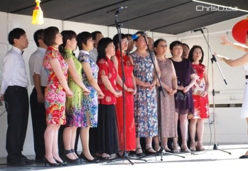 Hanfeng Chorus - Chinese Opera