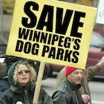 Dog Park Protest