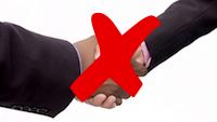 Handshake Ban