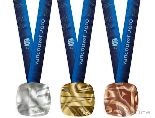 Vancouver 2010 Olympic Winter Games Medals