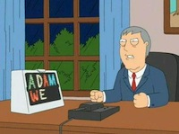 Adam West - Family Guy