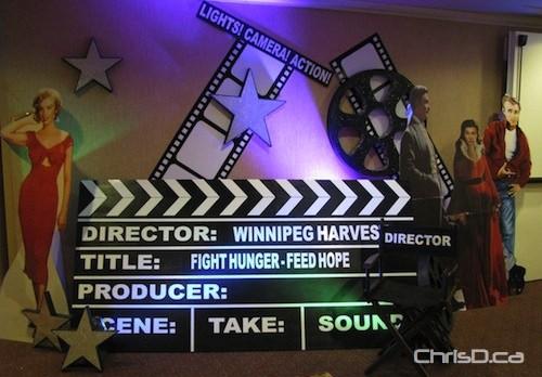 Winnipeg Harvest's Empty Bowl Gala