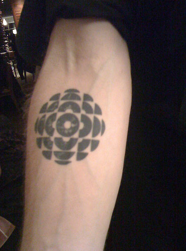 CBC Tattoo