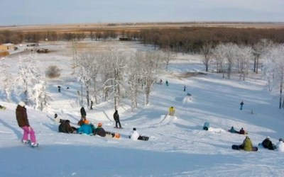 Last Weekend to Enjoy Manitoba's Ski Hills
