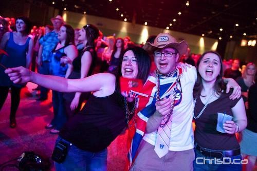 Manitoba Homecoming 2010 - World's Largest Social