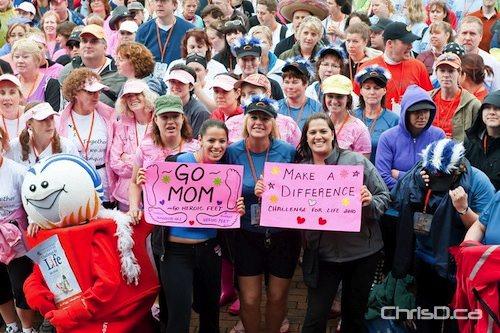 Challenge for Life Walk - CancerCare Manitoba