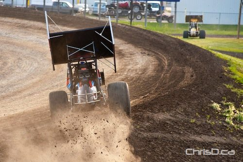 River Cities Speedway - Grand Forks