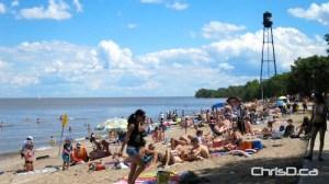 Winnipeg Beach (CHRISD.CA FILE)