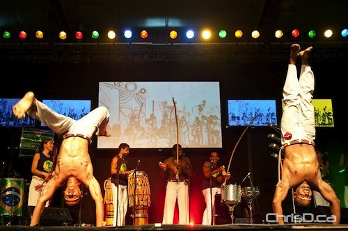 Brazilian Pavilion - Folklorama 2010