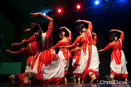 India Pavilion - Folklorama 2010