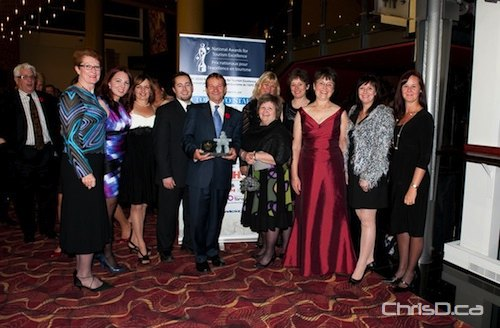 Travel Manitoba Boss Inducted into Tourism Hall of Fame | ChrisD ca