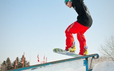 Boarders to Compete in 'Snow Jam' on Saturday