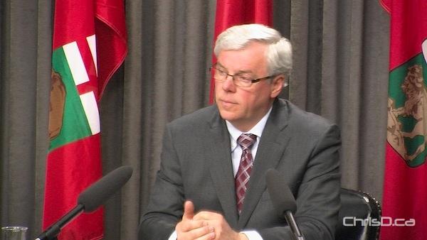 Premier Greg Selinger (CHRISD.CA FILE)