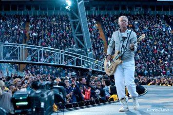 U2 bassist Adam Clayton (TED GRANT / CHRISD.CA)