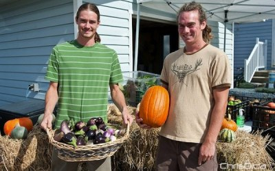 Organic Produce on the Menu for Manitoba Farmers